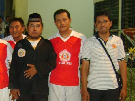 Pelatih dan Wasit Juri Kab. Banyuwangi